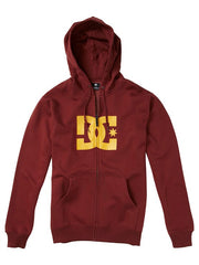 DC Star 1 Zip  Men's Sweatshirt - Marooned