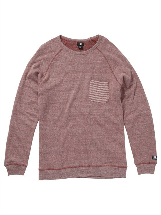 DC Chester Crew Men's Sweatshirt - Marooned