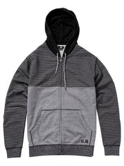DC Switchback TX SE Zip Men's Sweatshirt - Black