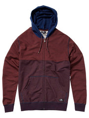 DC Switchback TX SE Zip Men's Sweatshirt - Marooned