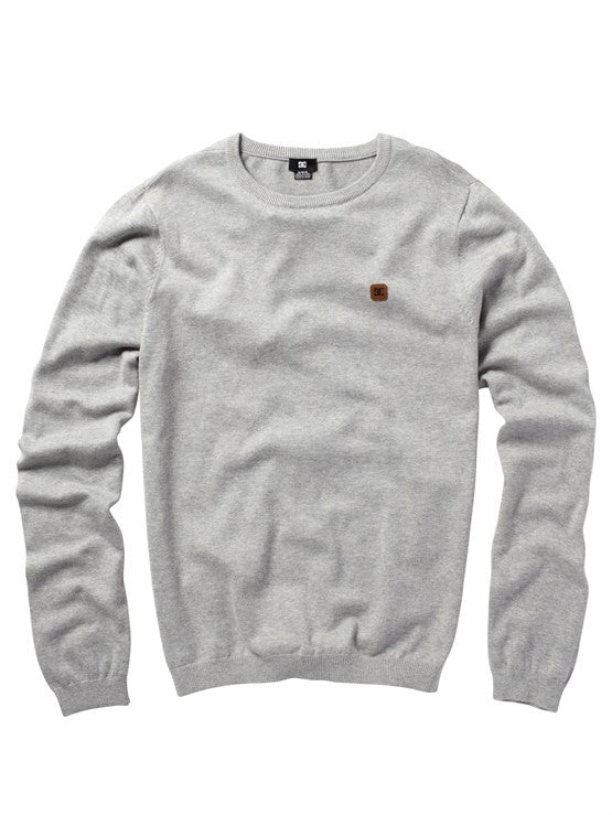 DC Sabotage 3 Men's Sweatshirt - Heather Grey
