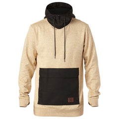 DC Overhaul P/O Hooded Men's Sweatshirt - Medal Bronze CMV0