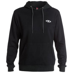 DC RD Trail Hooded Pullover Men's Sweatshirt - Anthracite KVJ0