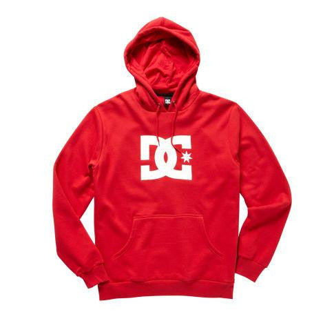 DC Starhood Men's Sweatshirt - Primary Red - Small