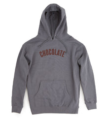 Chocolate League Pullover - Charcoal - Men's Sweatshirt