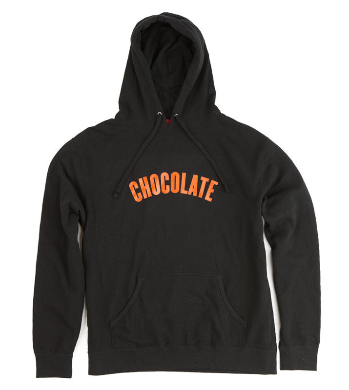 Chocolate League Pullover Men's Sweatshirt - Black