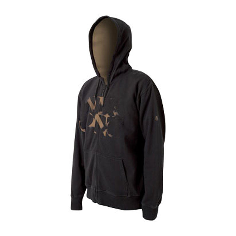 Nixon Philly Fog Men's Sweatshirt - Black/Tan