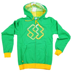 Special Blend Jim Jones Men's Sweatshirt - Green Crew