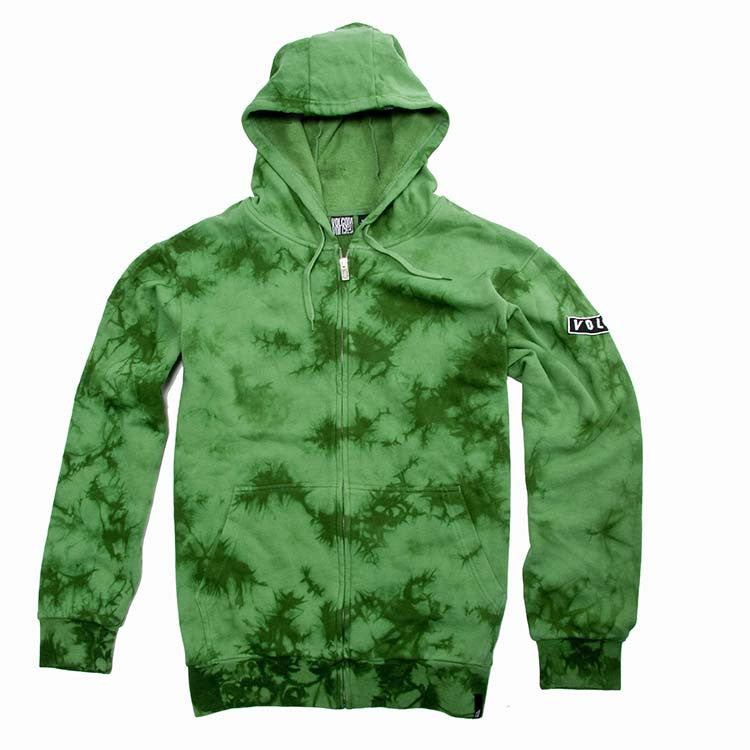 Volcom V Stain Basic Men's Sweatshirt - Lawn Green - Extra Large