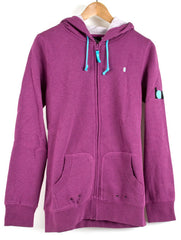 Forum Charm Women's Sweatshirt - Heather Purple