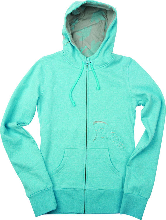 Forum Aura Women's Sweatshirt - Heather Light Blue