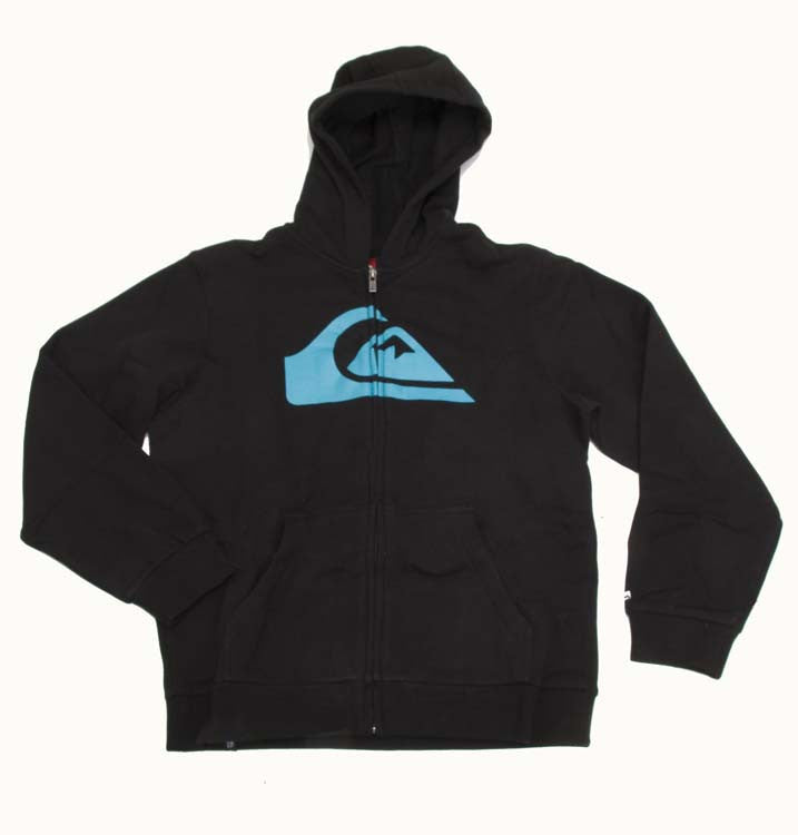 Quiksilver Mountain Youth Sweatshirt - Black