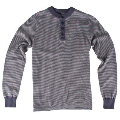 RVCA Me Men's Sweatshirt - Navy