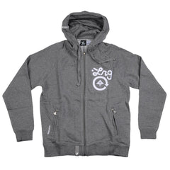 LRG Grass Roots Men's Sweatshirt - Charcoal Heather