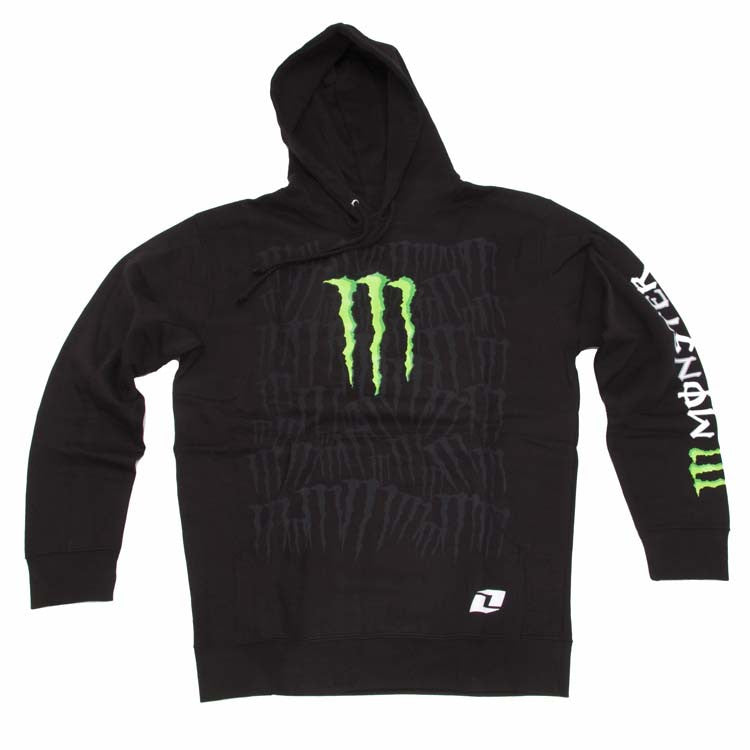 Monster Claw - Men's Sweatshirt - Black