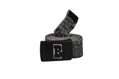 Baker Promo Men's Belt - Grey/Black