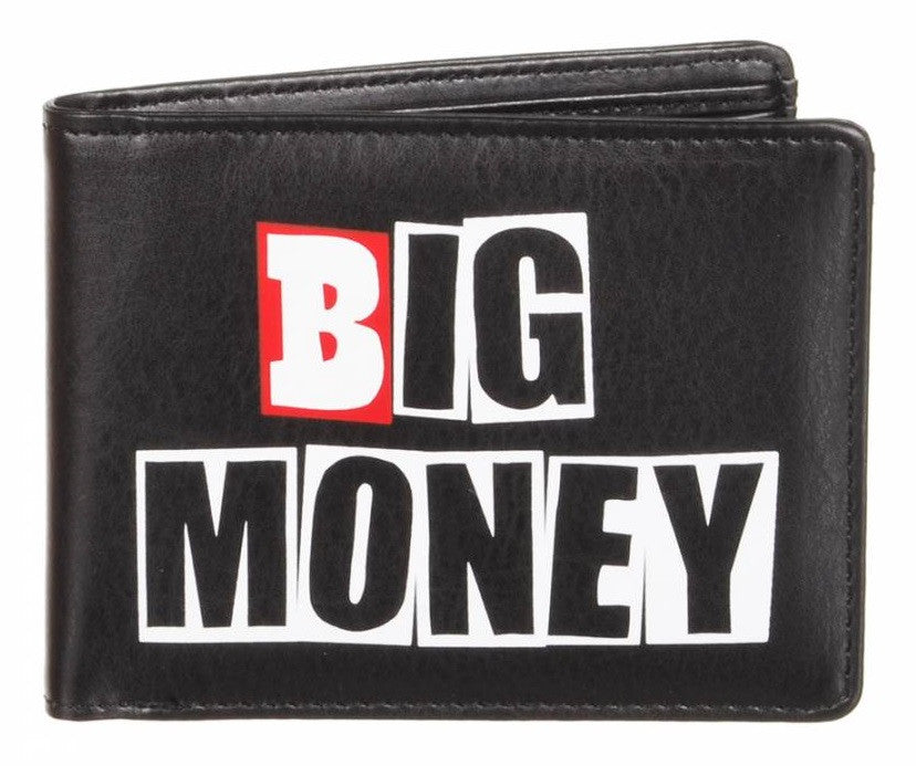 Baker Big Money Wallet - Black