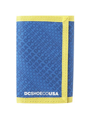 DC Ripstop 5 Men's Wallet - Olympian Blue