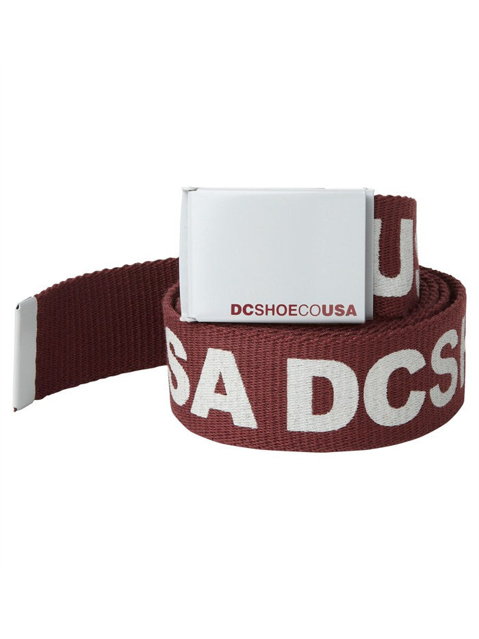 DC Men's Chinook 5 OS Men's Belt - Marooned