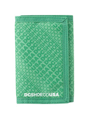 DC Ripstop 5 Men's Wallet - Emerald