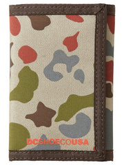DC Ripstop Men's Wallet - Duck Camo