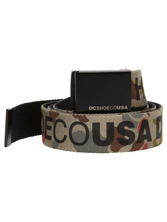 DC Men's Chinook 5 Men's Belt - Duck Camo