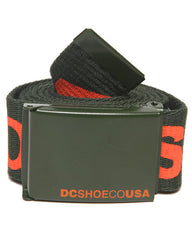 DC Men's Chinook 5 Men's Belt - Army