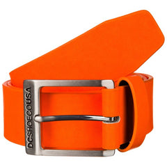 DC Banner Men's Belt - Flame Orange NKP0