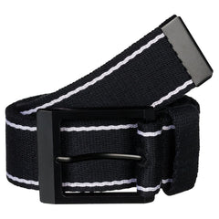 DC Rob Dyrdek Lights Out Men's Belt - Anthracite KVJ0