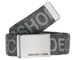 DC Men's Chinook TX Men's Belt - Black/Khaki BKH