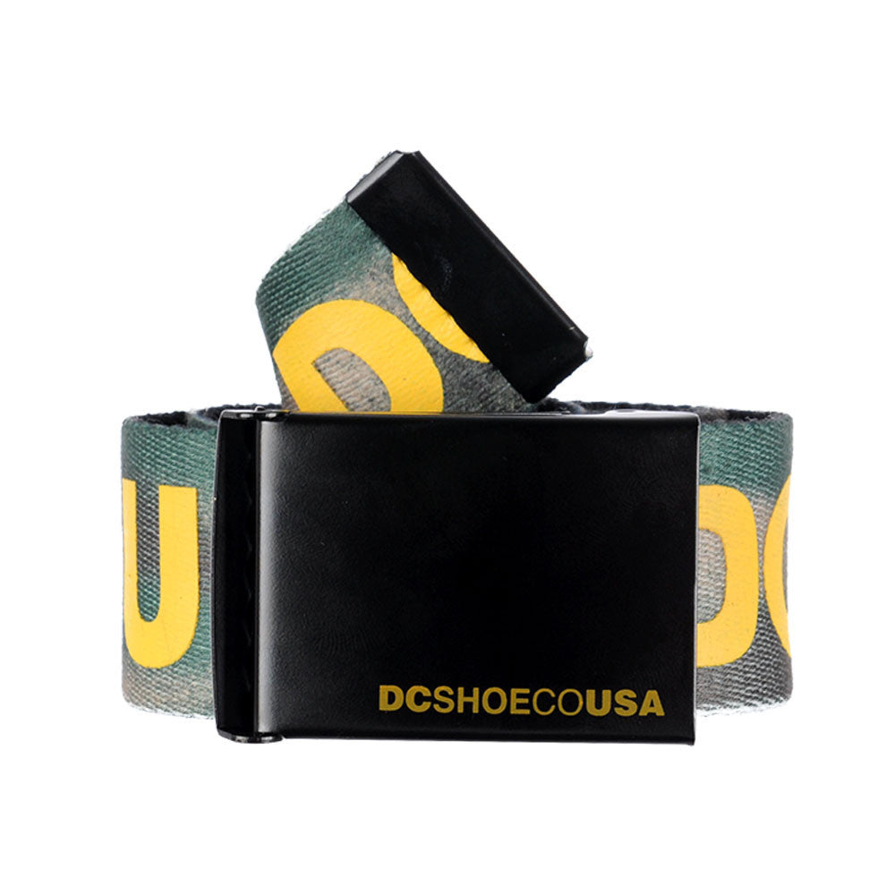 DC Men's Chinook TX Men's Belt - Cadmium Green GSH2