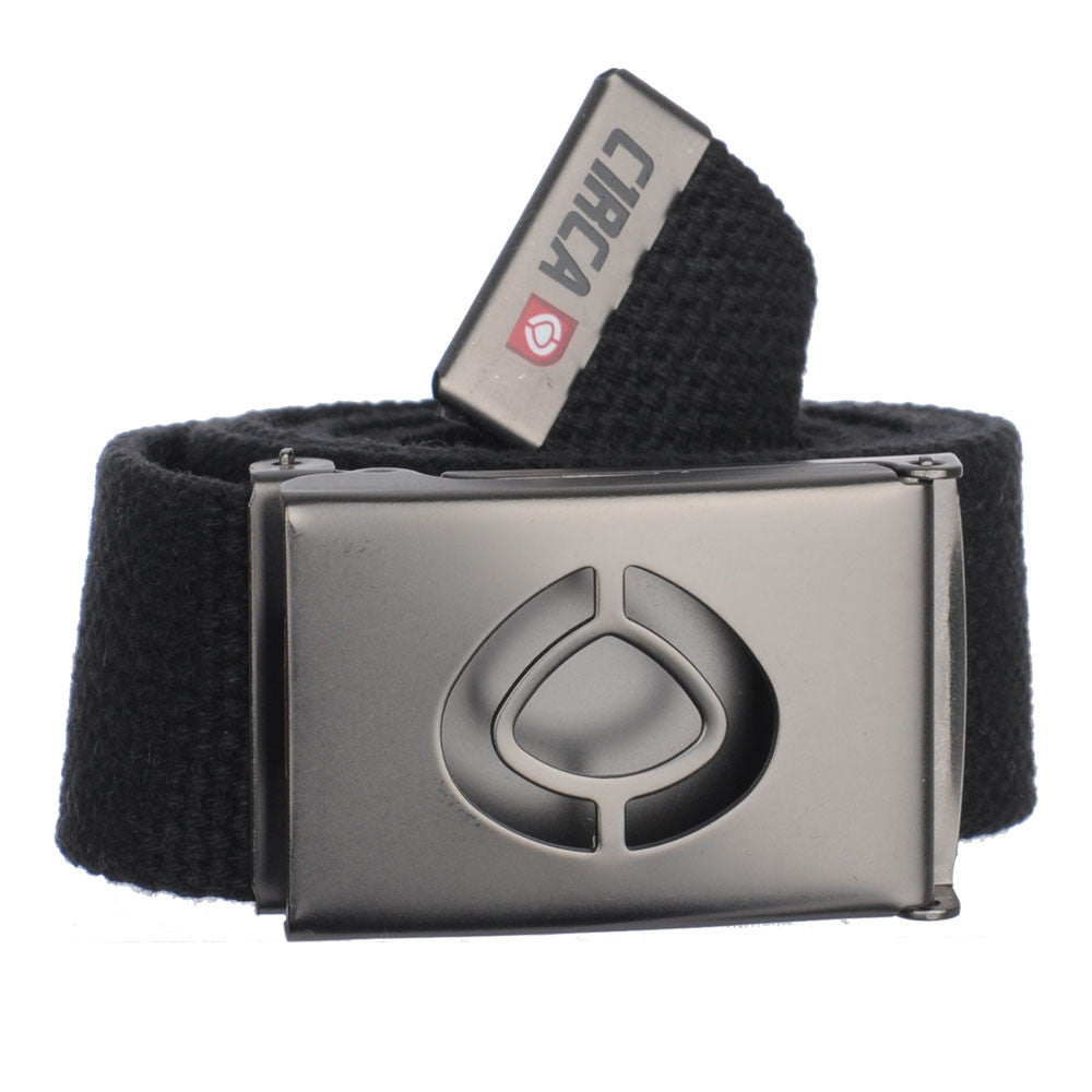 Circa Logo Men's Belt - Black