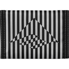 Emerica Division Wallet - Black/White
