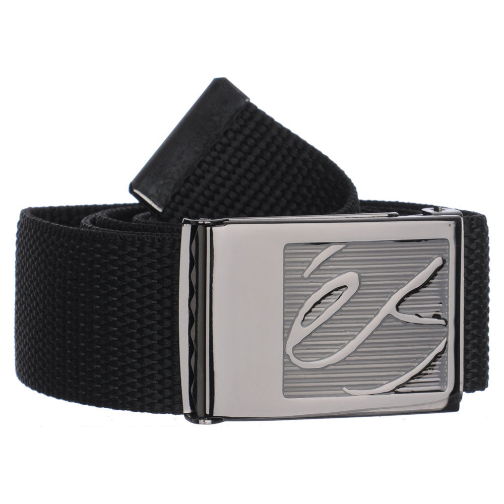 Es Henford Web Men's Belt - Black