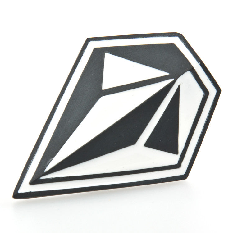 Volcom Oblique Belt Buckle - Black