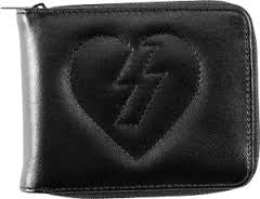 Mystery Hampton Wallet - Black