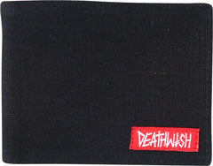 Deathwish The Debt Wallet - Black