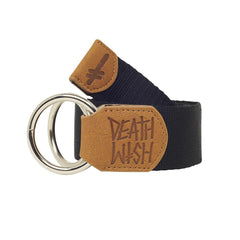 Deathwish Gollum Ring Men's Belt - Black