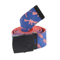 Rogue Status Gunshow Reverse Scout Men's Belt - Red/Blue