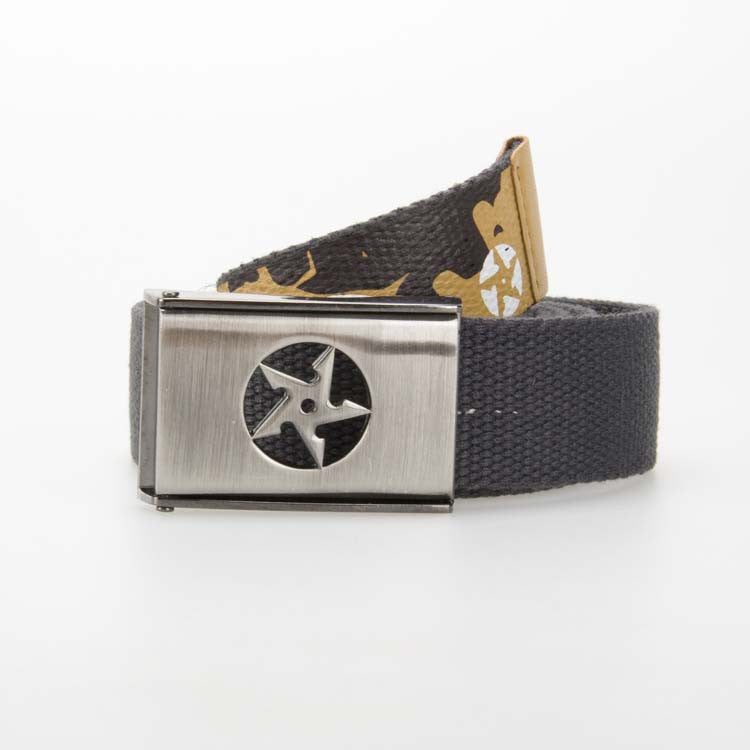 Underground Products Slammer Men's Belt - Charcoal