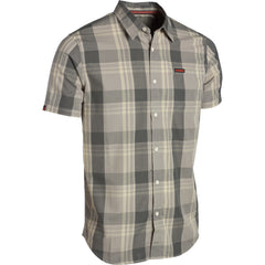 Habitat Larix Men's Collared Shirt - Grey
