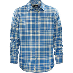 Etnies Chi Town Youth Collared Shirt - Royal