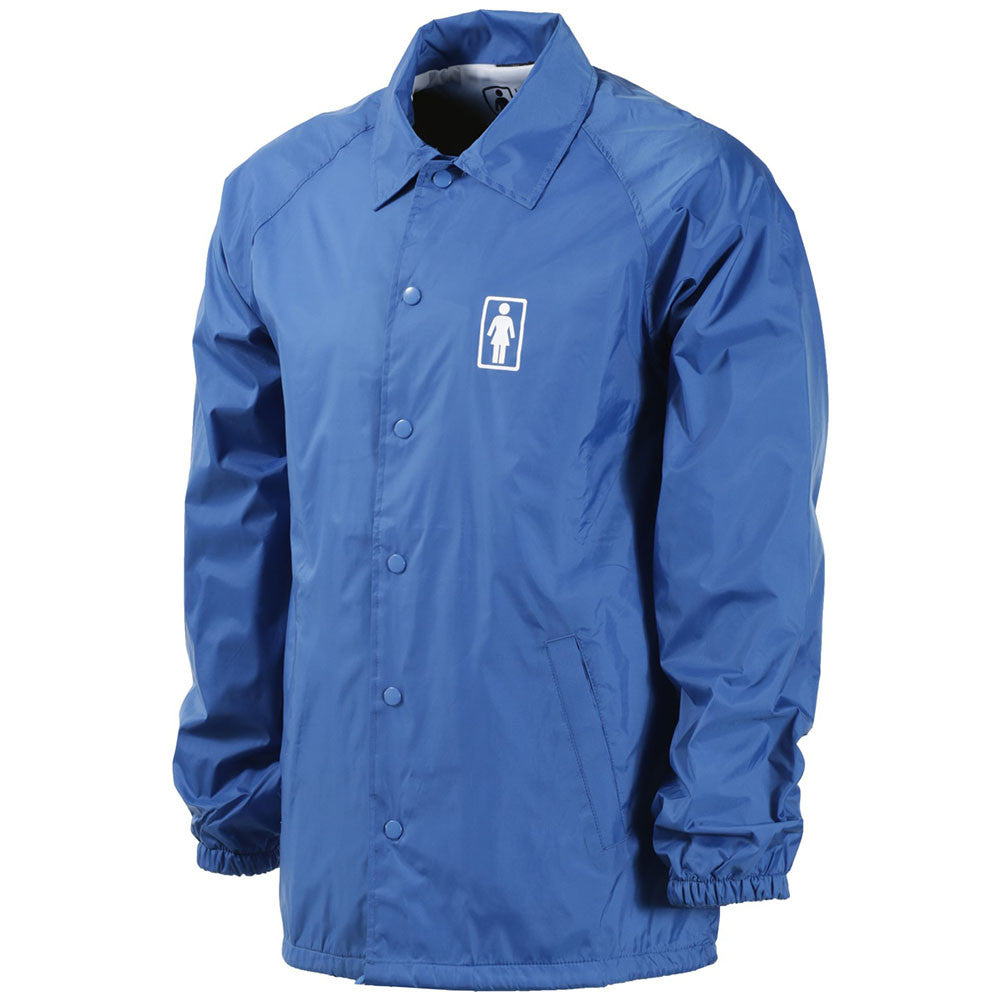 Girl Coach Wilson Men's Jacket - Royal