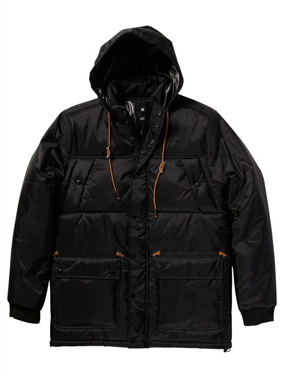 DC Rainer Men's Jacket - Black
