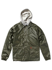 DC Dresden Men's Jacket - Pinecone