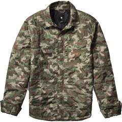 DC Goosen Men's Jacket - Woodland Camo