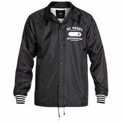 DC Coach Tour Men's Jacket - Anthracite KVJ0