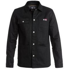 DC Snap Men's Jacket - Anthracite KVJ0