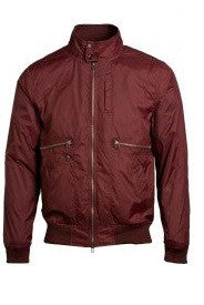 KR3W Hendry Nylon - Burgundy - Men's Jacket
