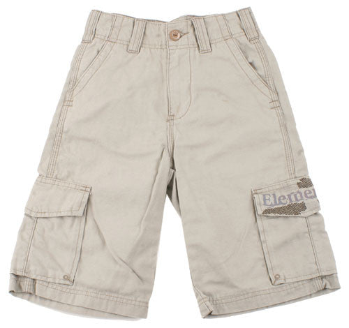 Element Squadron Youth Shorts - Clove